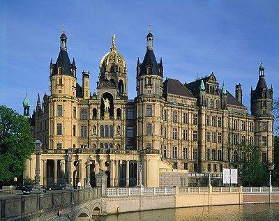 Schwerin - Mecklenburg-West Pomerania, Germany