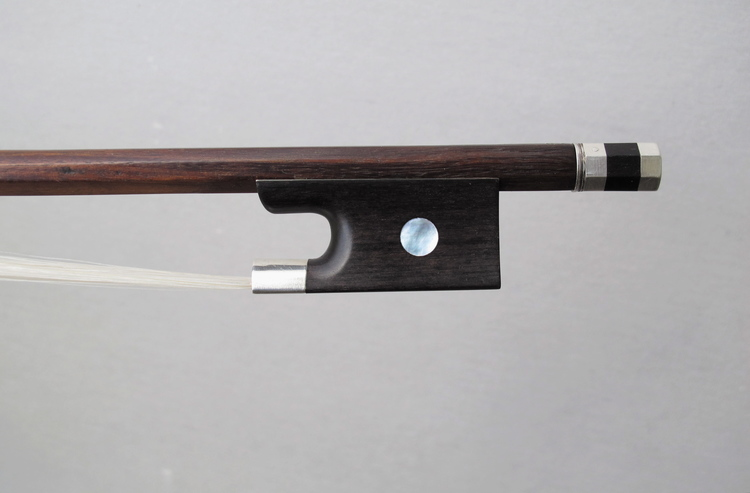 FR Simon Violin Bow, Frog and Button Copy