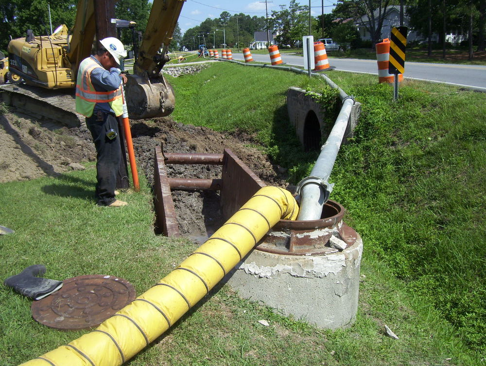 Sanitary Sewer Collection Systems