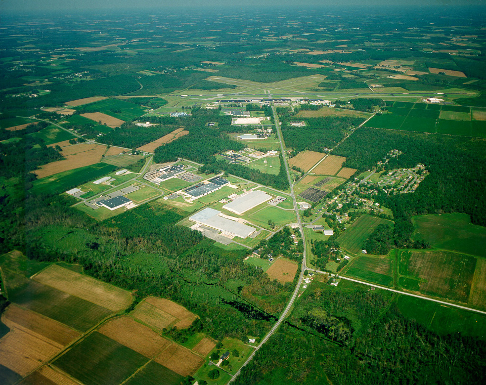 Industrial Park Planning