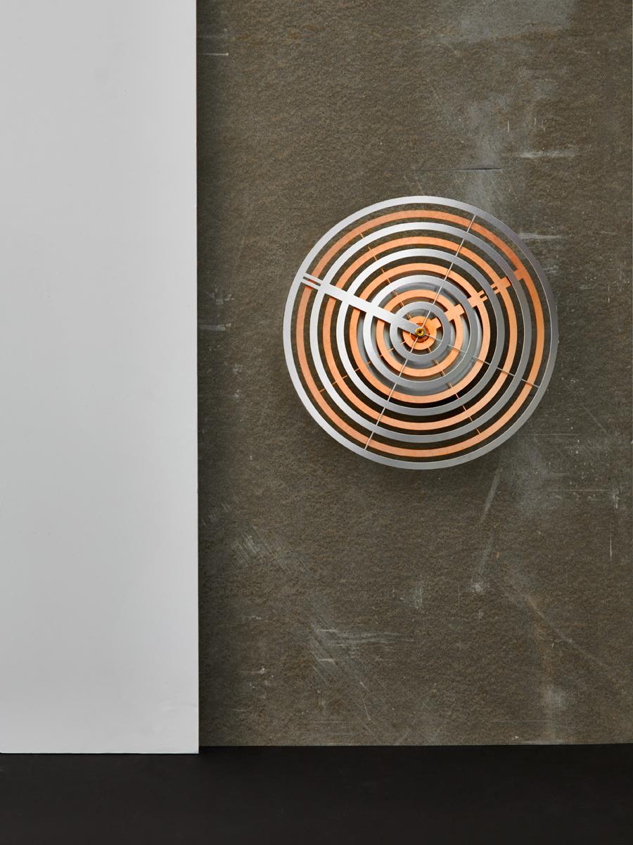 Hringfari clock