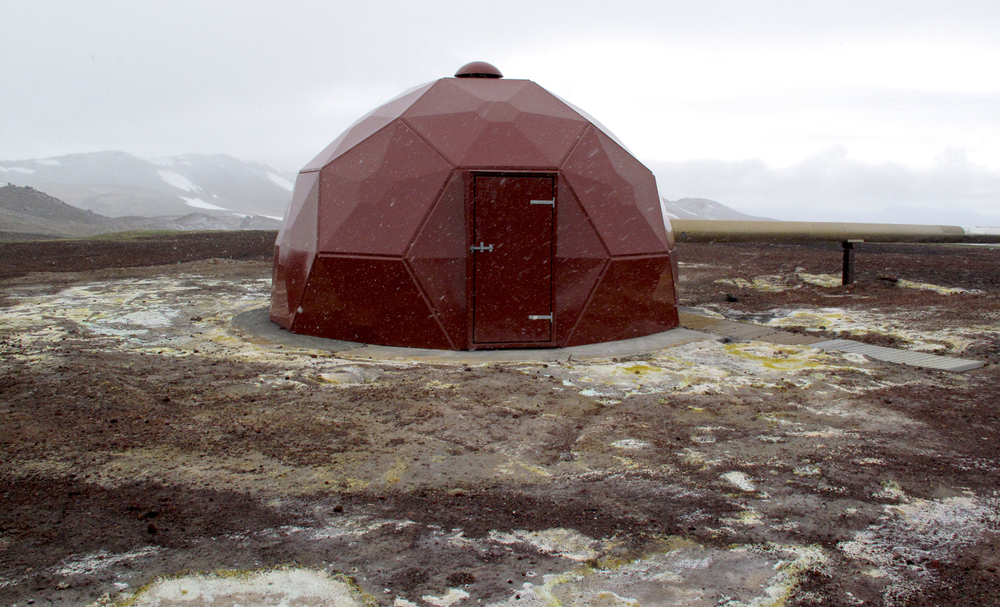 Dome shelters
