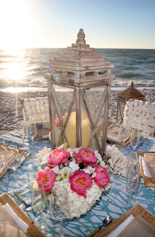 94 beach wedding lantern centerpieces 52 inspiring green beach