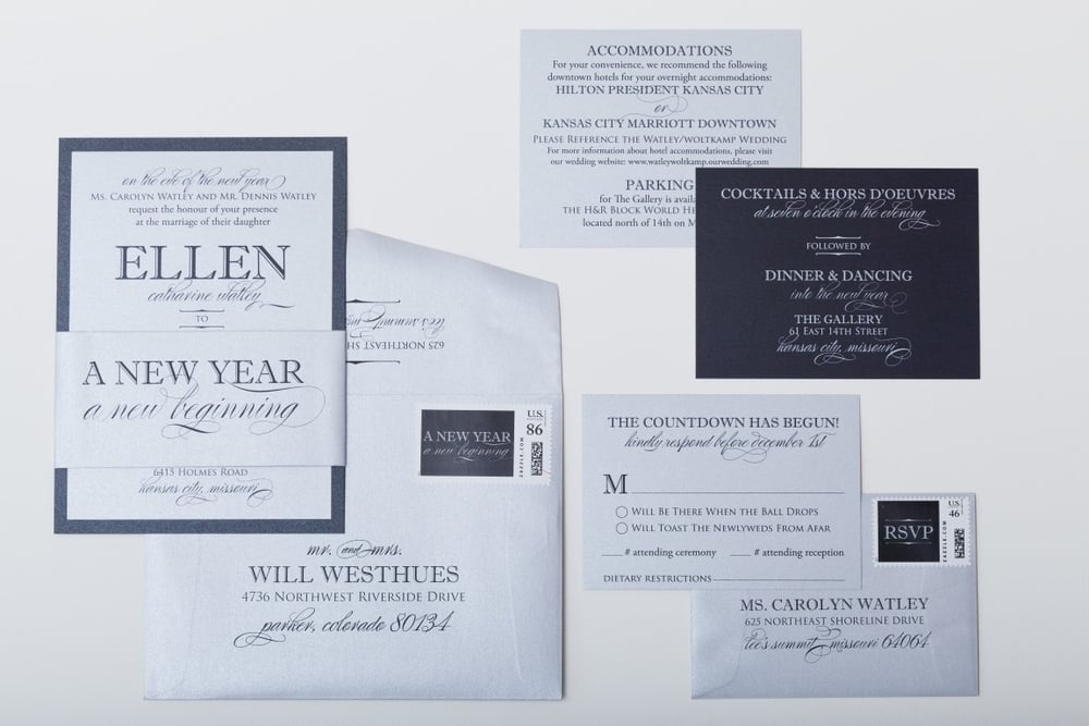 Tifany Wunschl | Gourmet Invitations