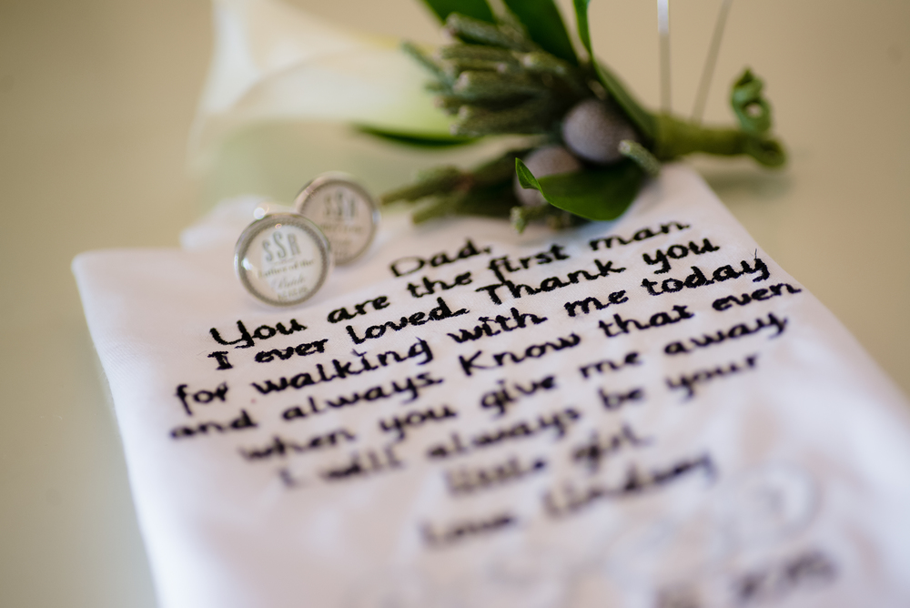 Lindsey & Cory {Real Wedding} | Just Save the Date | Photo Credit: Rachel E. Ligon Photography