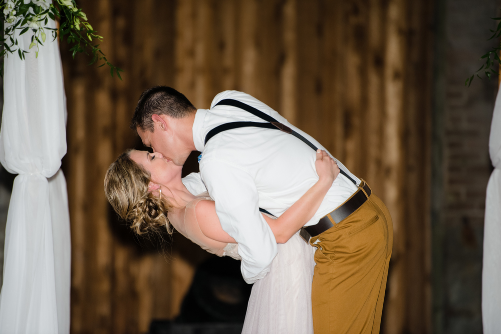 Noelle & Matt {Real Wedding} | Just Save the Date | Rachel E. Ligon Photography