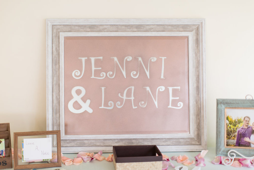 Jennifer & Lane {Real Wedding} | Just Save the Date | Photo Credit: Twist of Fate Imagery