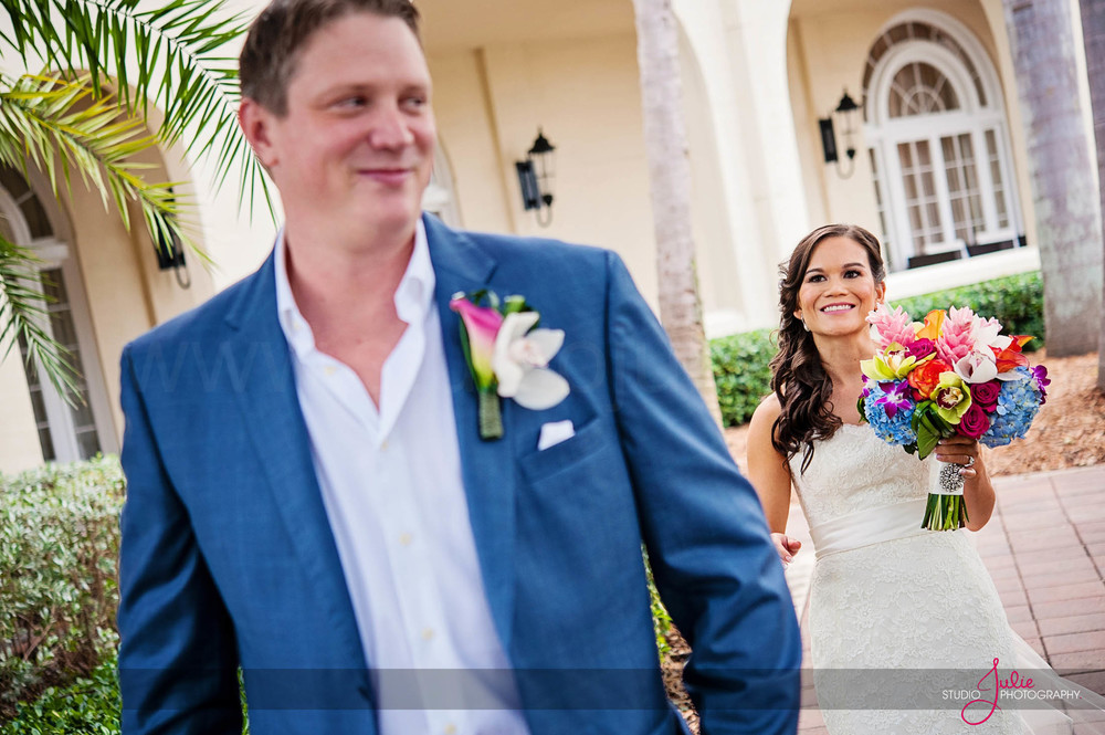 Veronica & Mark {Real Wedding} | Just Save the Date | Photo Credit: Studio Julie