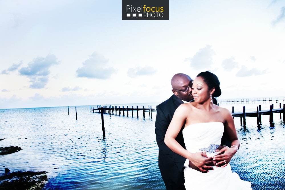 Nicki & Timothy {Real Wedding}| Just Save the Date| Photo Credit: Pixel Focus