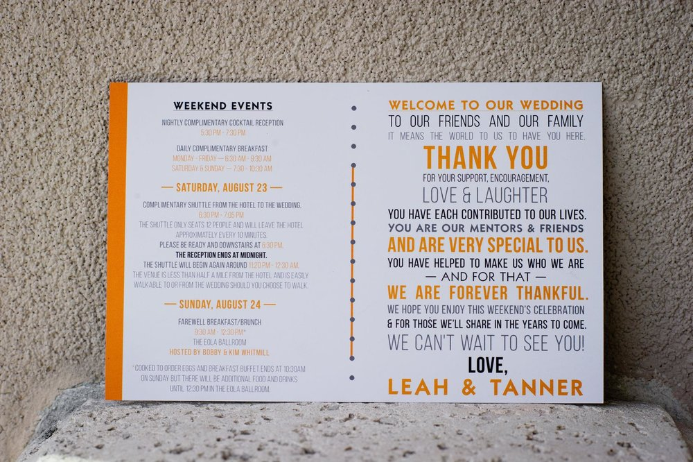 Leah & Tanner {Real Wedding}| Just Save the Date| Photo Credit: Jason Angelini Photography