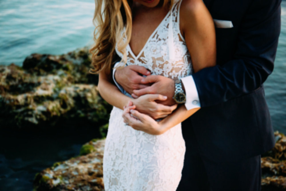 Krista & Brett {Real Wedding}| Just Save the Date| Photo Credit: Madison Hope