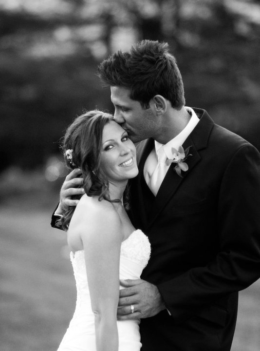 Kelly & Mike {Real Wedding}| Just Save the Date| Photo Credit: KC Photography