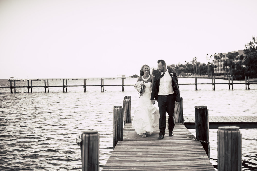 Sarah & Morten {Real Wedding}| Just Save the Date| Photo Credit: Once Like a Spark Photography