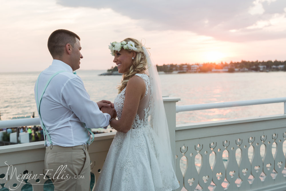 Cortney & Jonathan {Real Wedding}| Just Save the Date| Photo Credit: Megan Ellis
