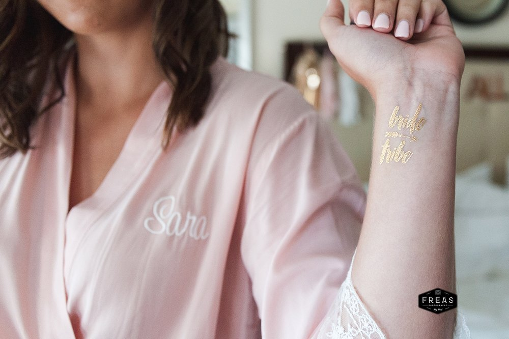 Dawn & Matt {Real Wedding}| Just Save the Date| Photo Credit: Freas Photography
