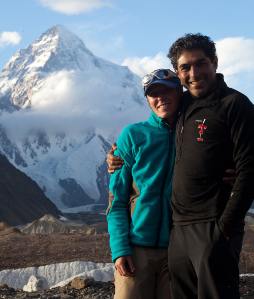 Me and Ahsan in Pakistan, 2010