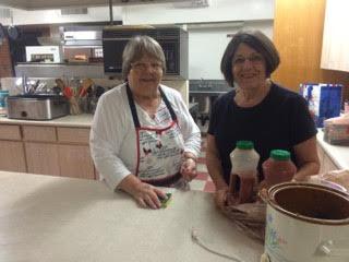 Judy and Barbara
