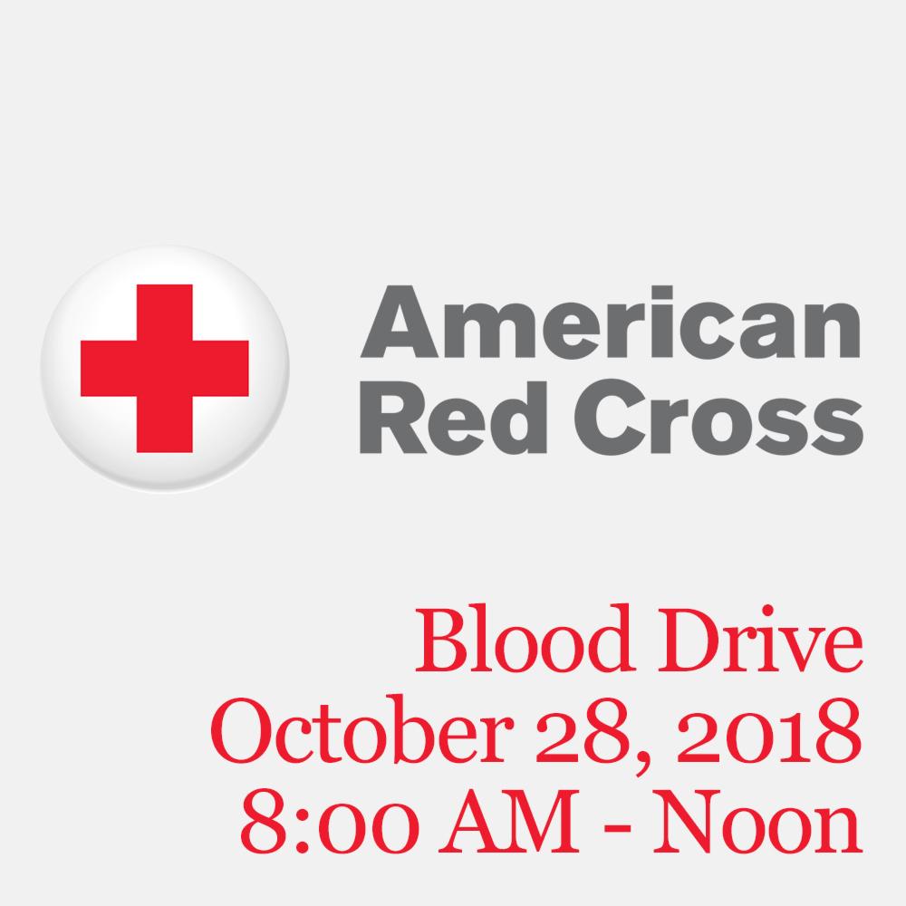 American Red Cross Blood Drive Shepherd Of The Hills Ucc