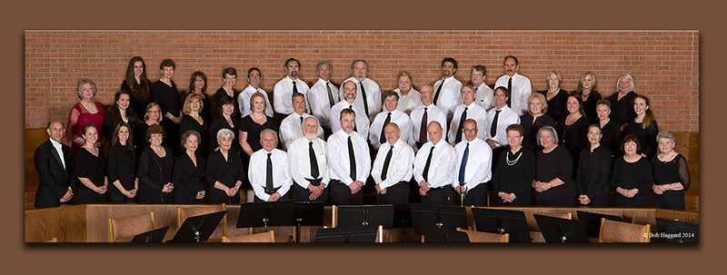 Cantata Singers Portrait, June 1, 2014. To order a copy click the picture.                                                       © Bob Haggard 2014