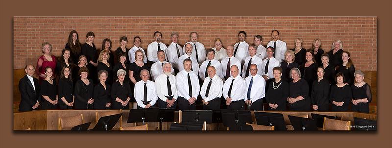 Cantata Singers Portrait, June 1, 2014.To order a copy click the picture.                           © Bob Haggard 2014