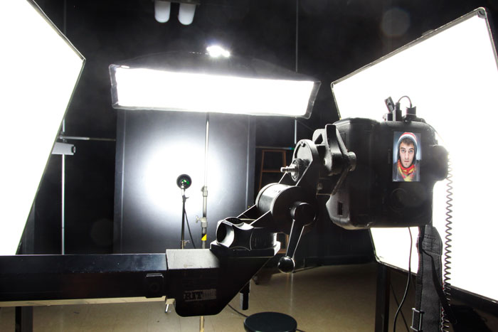 One of the many lighting set ups I have tested out of the past few days.