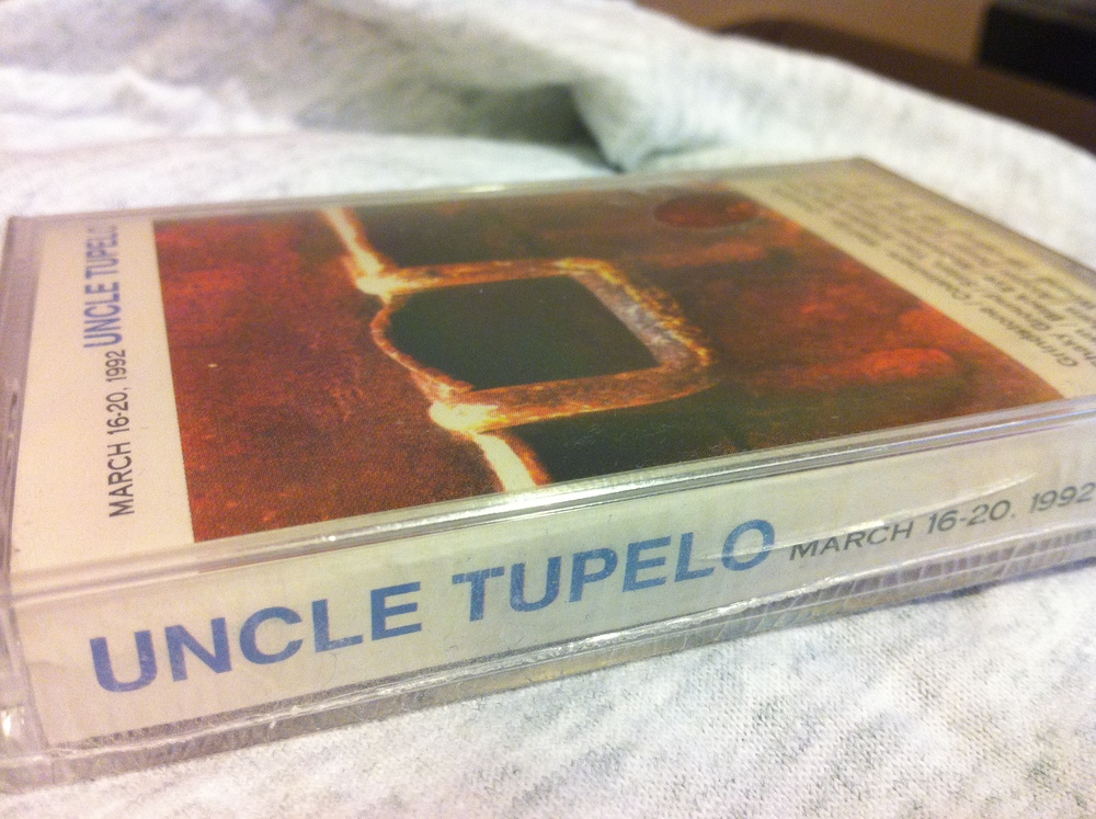Uncle Tupelo - March tape