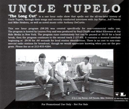 Uncle Tupelo - The Long Cut