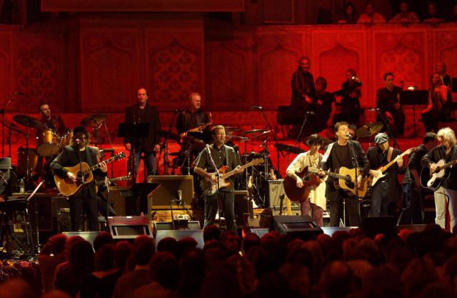 ConcertForGeorgeStarrClaptonMcCartney