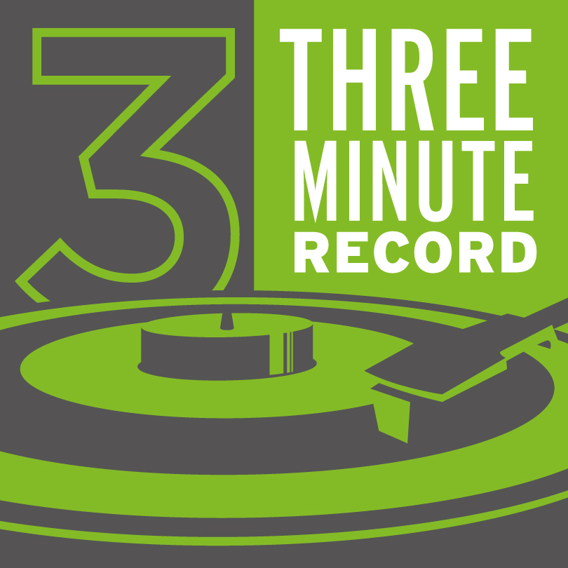 3 Minute Record