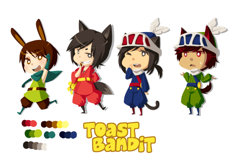 Toast Bandit Main