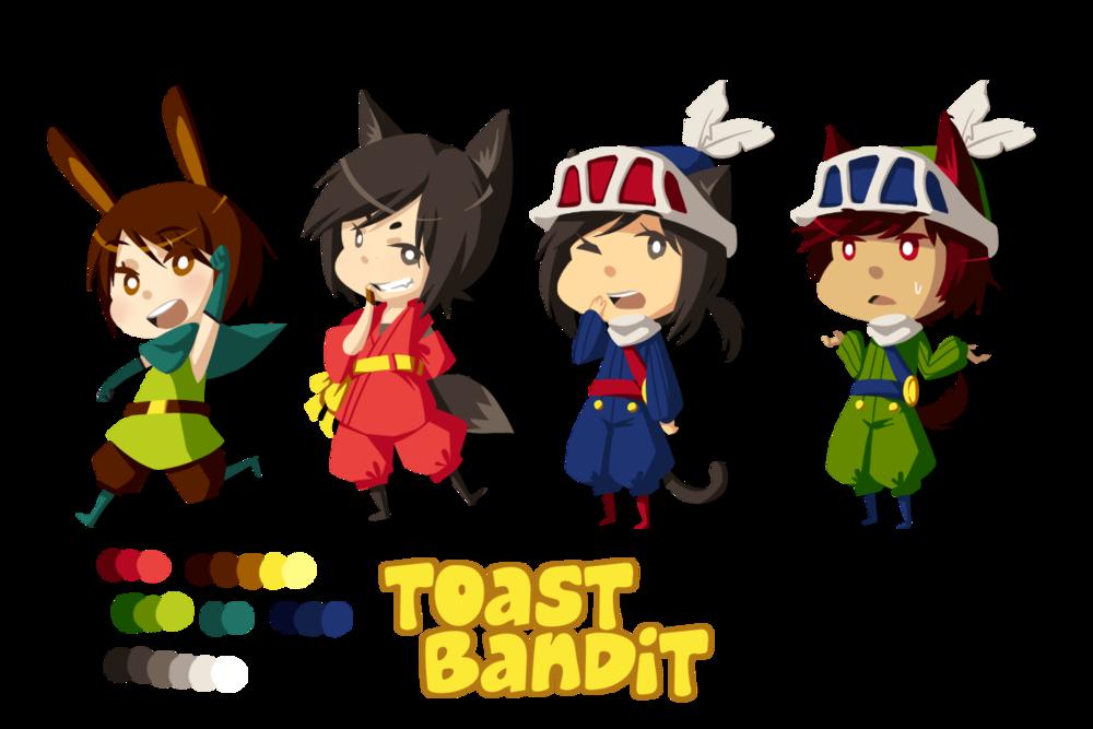 Toast Bandit Main