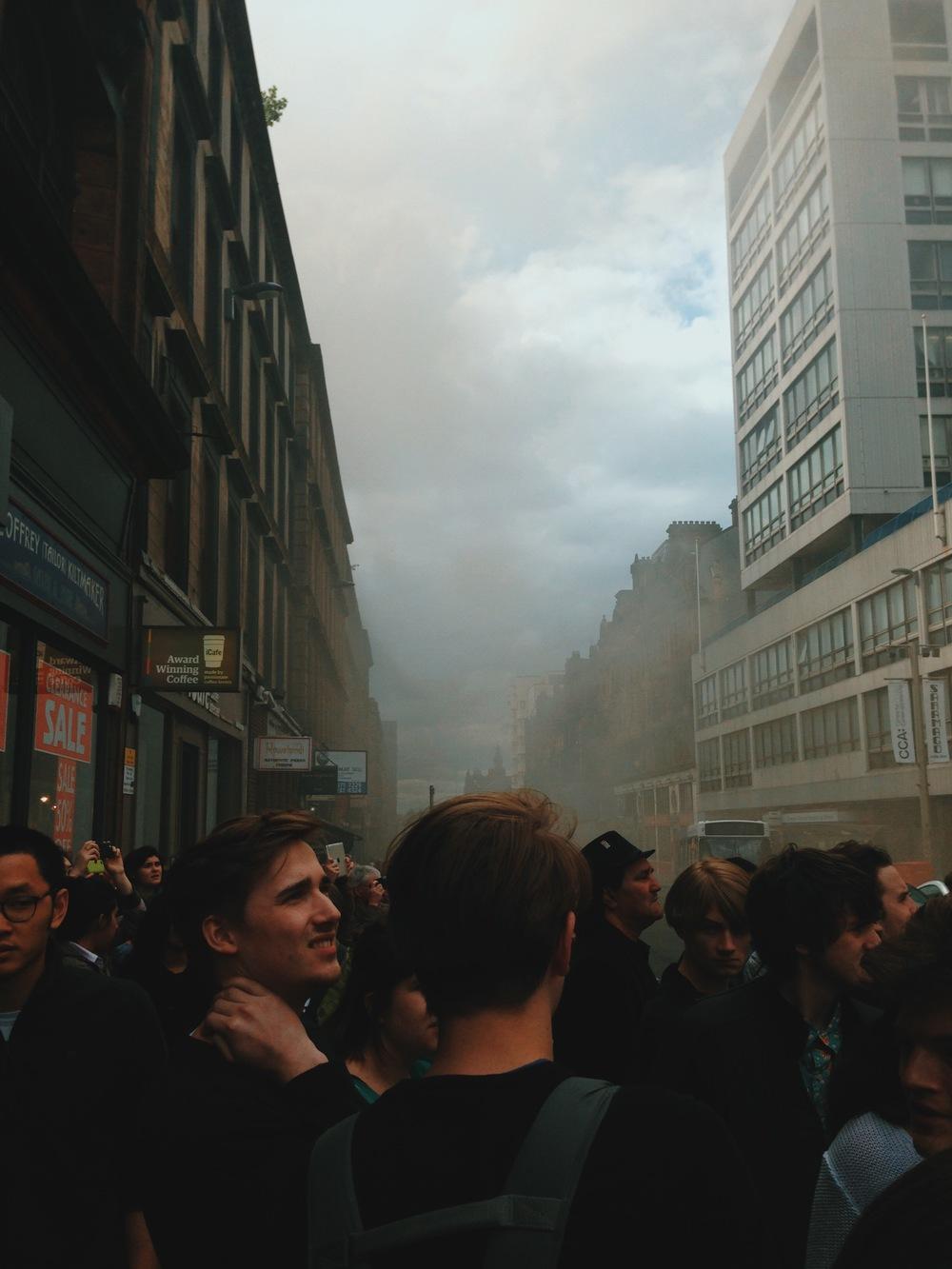 Glasgow,2014.