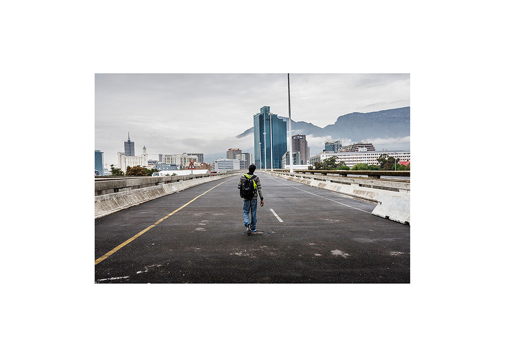 series about unfinished constructions, Moses - Cape Town, 2014   Read more