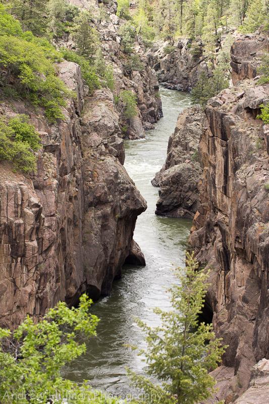 Animas River - Colorado - Reference US12