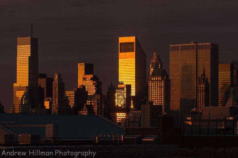 New York Sunrise - Reference US35