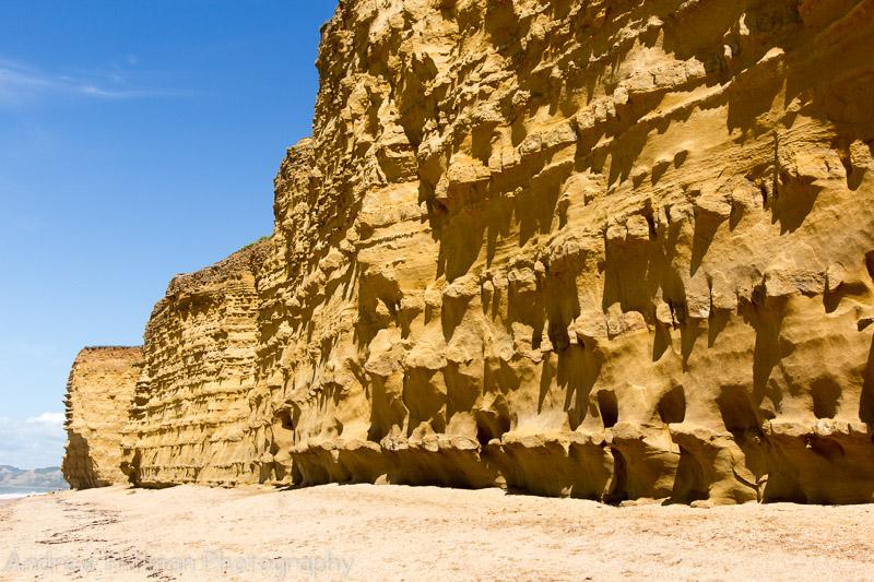 Golden cliffs, Burton Bradstock