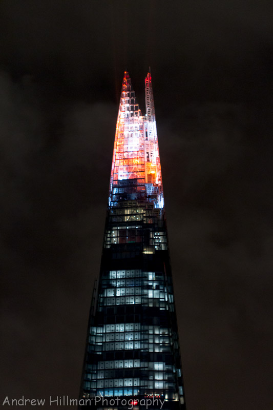 The Shard Lights