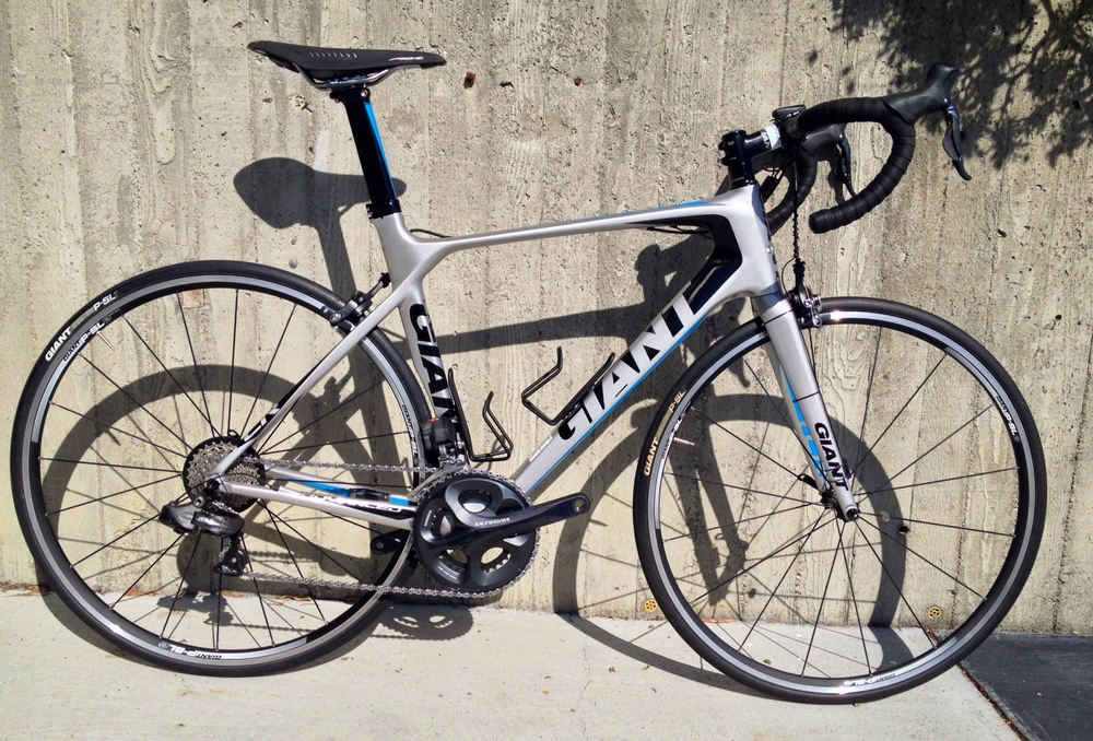 Giant TCR Advanced 0, Di2 $100/day RENT ME