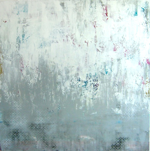 """Untitled  48"""" x 48""""  SOLD"""