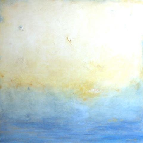 Blue Mist // 48 x 48 // SOLD