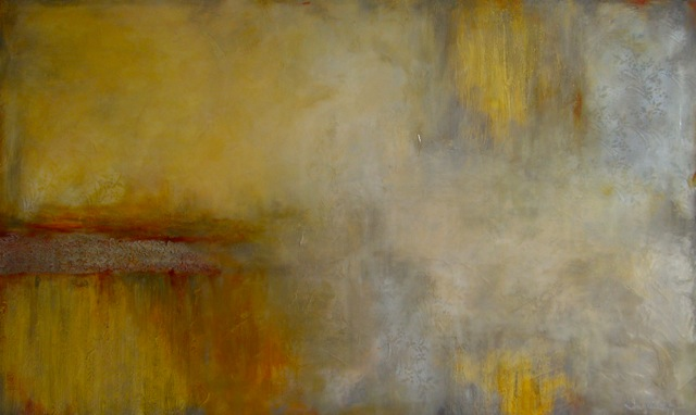 "Wisps of Smoke // 36"" x 60"" // SOLD"