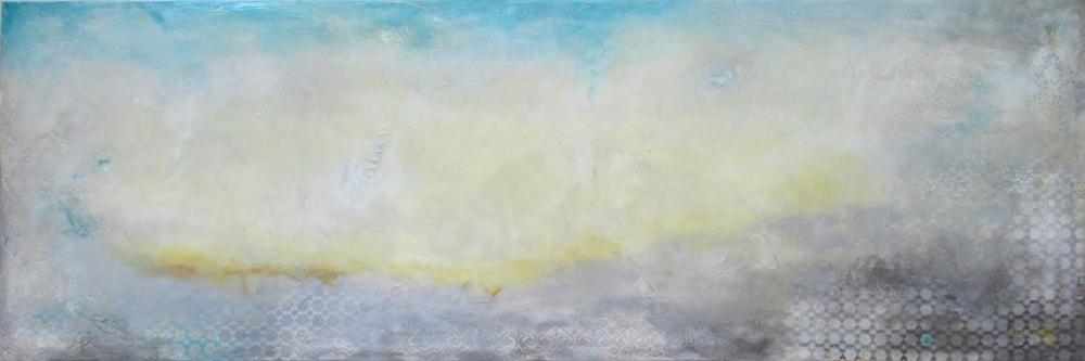 Morning Mist-24x72