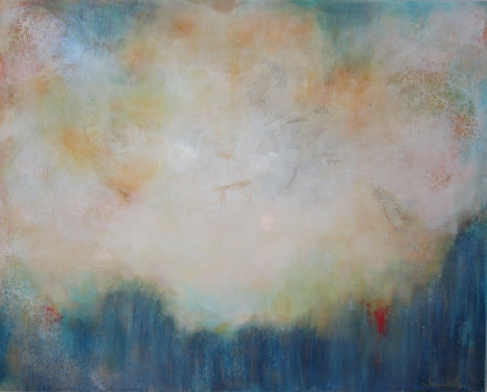 New Horizon - 48x60