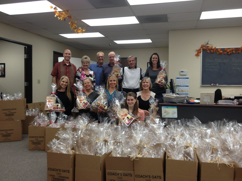Coach's Oats Give Back 2014