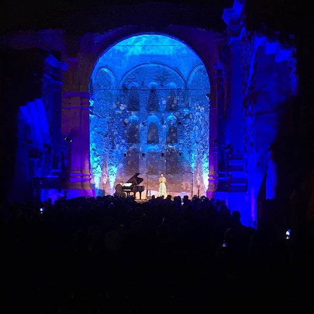 Magic happens @missionsanjuancapistrano 💙💫 . . #eventproduction #eventdesign  #lightingdesign #lighting #artistic #creative #eventplanning  #corporateevent #corporatedinner #event  #eventplanner #production #productionlighting #soundproduction #lightingproduction #videoproduction #productionlife #wedding #weddingseason #weddingplanner #weddingday #bride #reception #led #ledlighting #love #gala #shinelighting #elegance #eventstyling