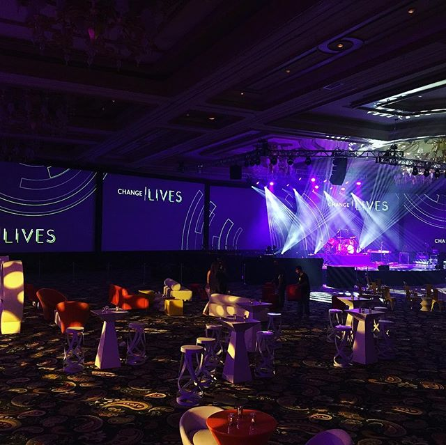 Loving how lighting brings all of the event production elements together. . . #eventproduction #eventdesign  #lightingdesign #lighting #artistic #creative #eventplanning  #corporateevent #corporatedinner #event  #eventplanner #production #productionlighting #soundproduction #lightingproduction #videoproduction #productionlife #wedding #weddingseason #weddingplanner #weddingday #bride #reception #led #ledlighting #love #gala #shinelighting #elegance #eventstyling