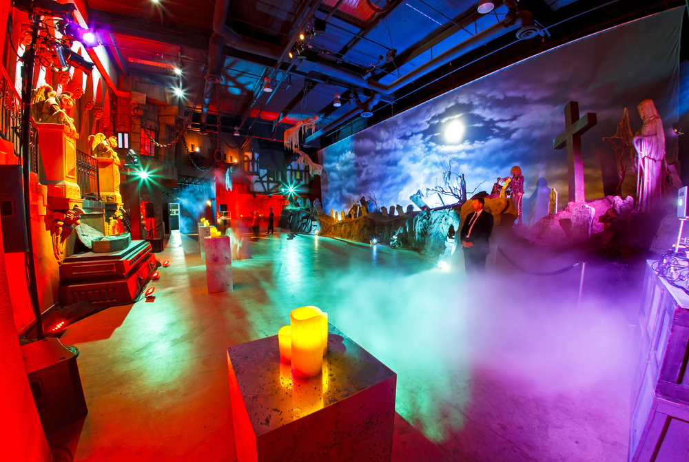 BIZBASH EVENT REPORT | 18 SPOOKY HALLOWEEN IDEAS