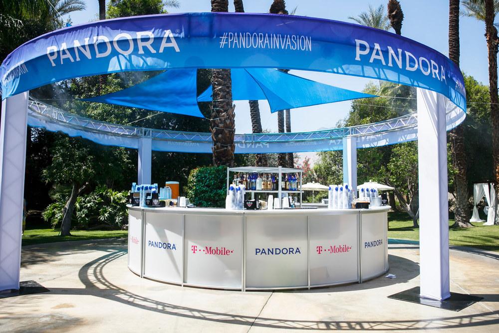 BIZBASH | COACHELLA | PANDORA 2015