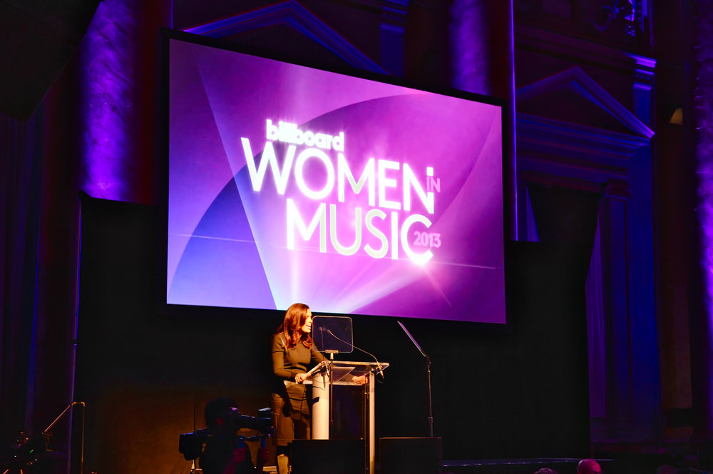 BILLBOARD WOMEN IN MUSIC