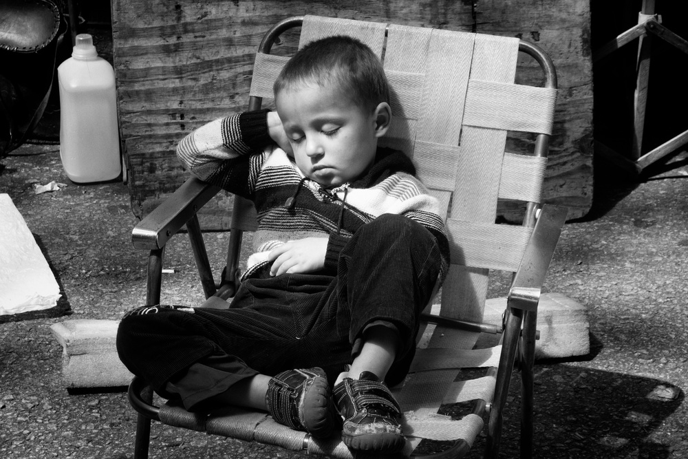 November 3, 2013  Feria De Tristan Narvaia  Montevideo, Uruguay